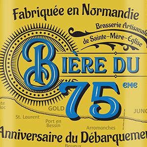 Bière du 75ème
