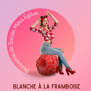 Blanche à la Framboise